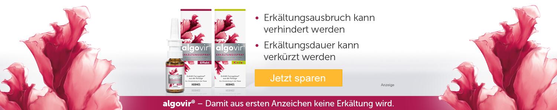Jetzt Algovir Erkältungsspray günstig online kaufen!