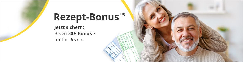 Holen Sie sich Ihren Rezept-Bonus bei juvalis.de!