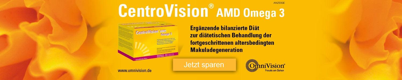 Jetzt CentroVision AMD Omega 3 günstig online kaufen!