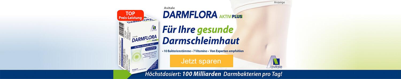 Jetzt Darmflora aktiv plus günstig online kaufen!