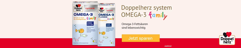 Jetzt Omega-3 family günstig online kaufen!