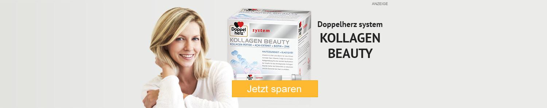 Jetzt Doppelherz Kollagen Beauty günstig online kaufen!