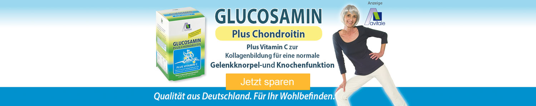 Jetzt Glucosamin günstig online kaufen!