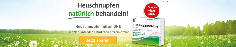 Jetzt DHU Produkte günstig online kaufen
