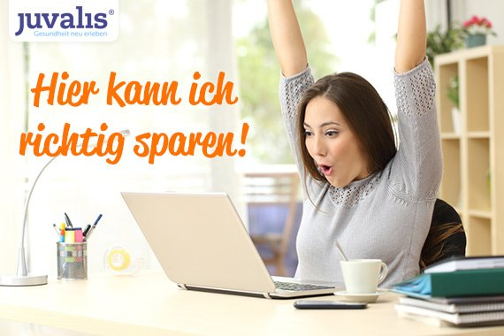 Versandapotheke JUVALIS → Hier kann ich richtig sparen!