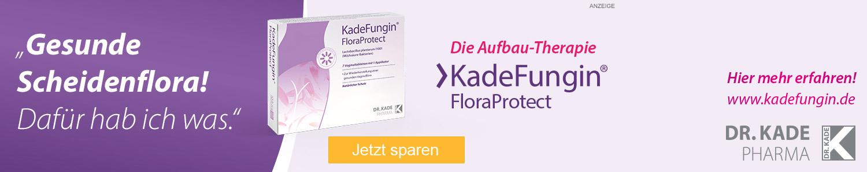 Jetzt Kadefungin FloraProtect günstig online kaufen!