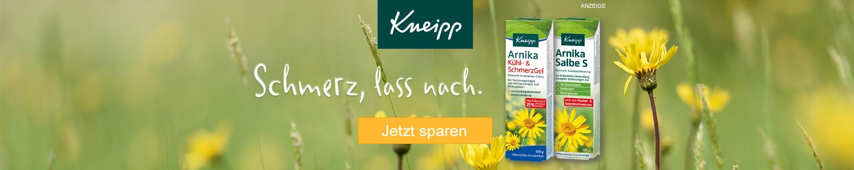 Jetzt Kneipp Produkte günstig kaufen!