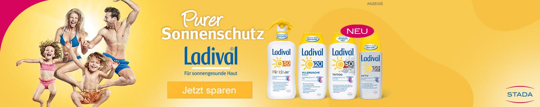 Jetzt Ladival Sonnenschutz günstig online kaufen!