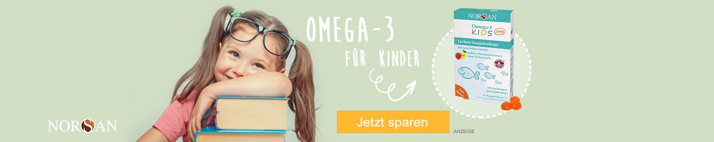 Jetzt Omega 3 Kids Jelly günstig online kaufen!