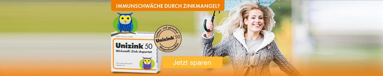 Jetzt Unizink 50 günstig online kaufen!