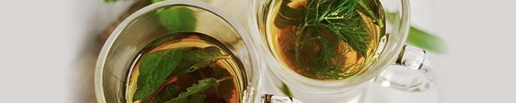 Medizinische Tees