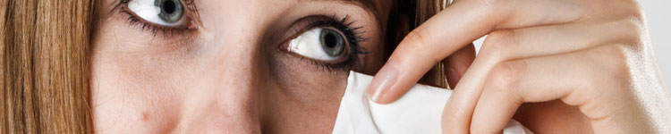 Allergisches Auge