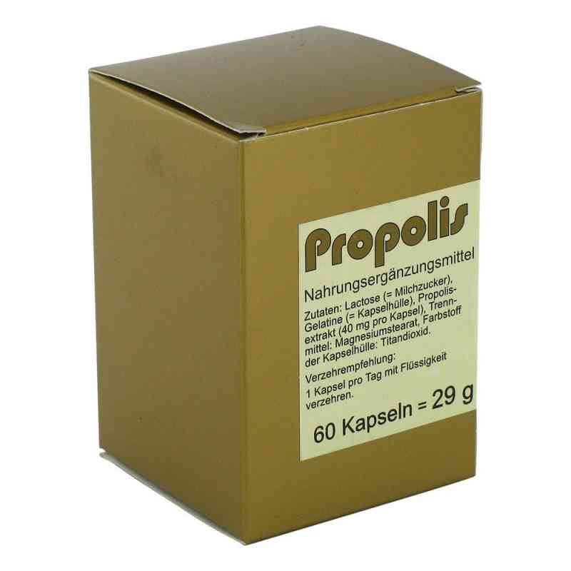 Propolis Kapseln  bei juvalis.de bestellen