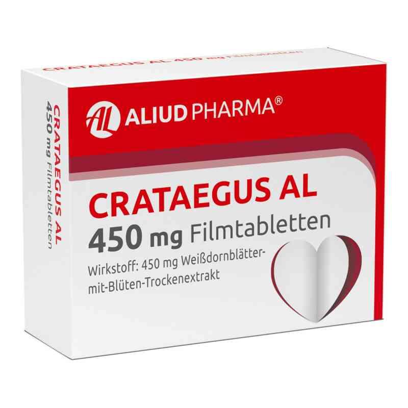 Crataegus AL 450mg  bei juvalis.de bestellen