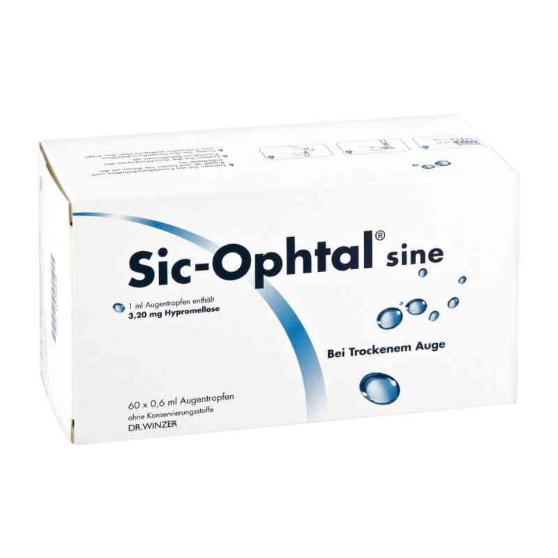 Sic Ophtal sine Augentropfen Augentropfen  bei juvalis.de bestellen