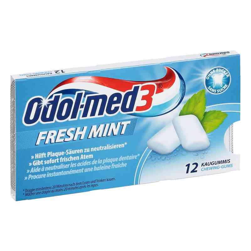 Odol Med 3 Fresh Mint Kaugummi  bei juvalis.de bestellen