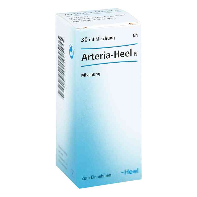 Arteria Heel N Tropfen  bei juvalis.de bestellen