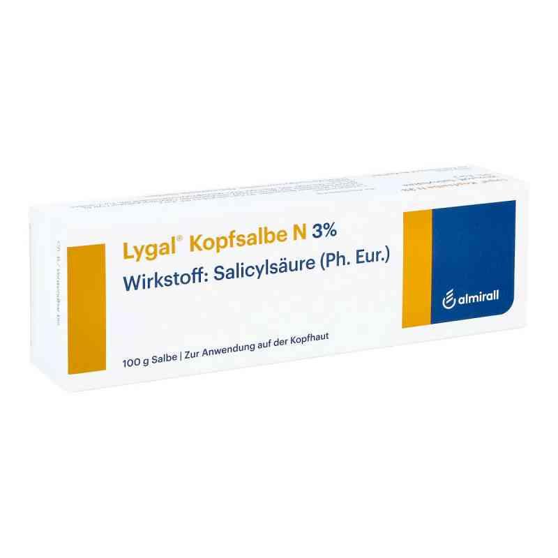 Lygal Kopfsalbe N 3%  bei juvalis.de bestellen