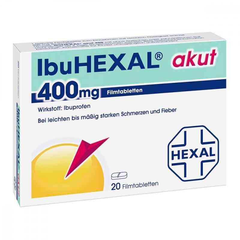 IbuHEXAL akut 400mg  bei juvalis.de bestellen