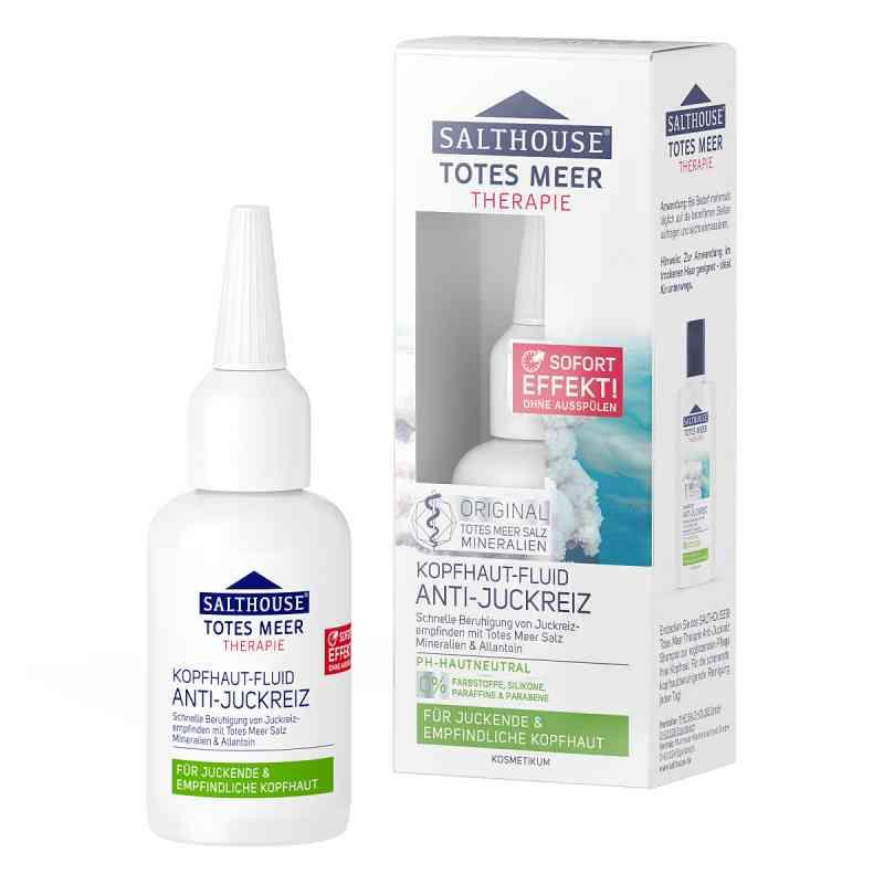 Salthouse Therapie Kopfhaut Fluid  bei juvalis.de bestellen