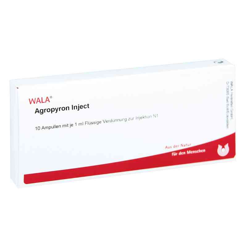 Agropyron Inject Ampullen  bei juvalis.de bestellen