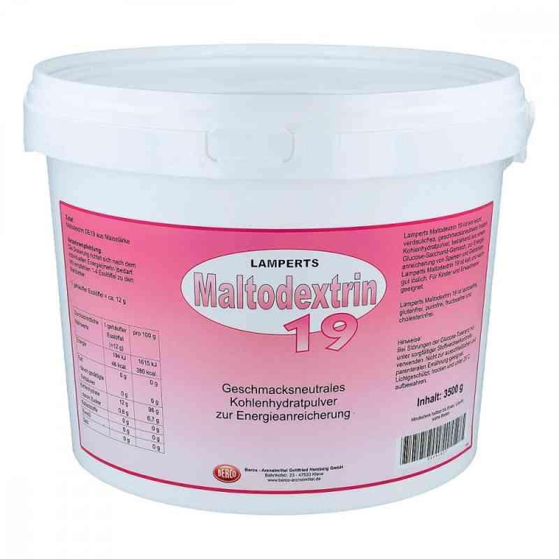 Maltodextrin 19 Lamperts Pulver  bei juvalis.de bestellen