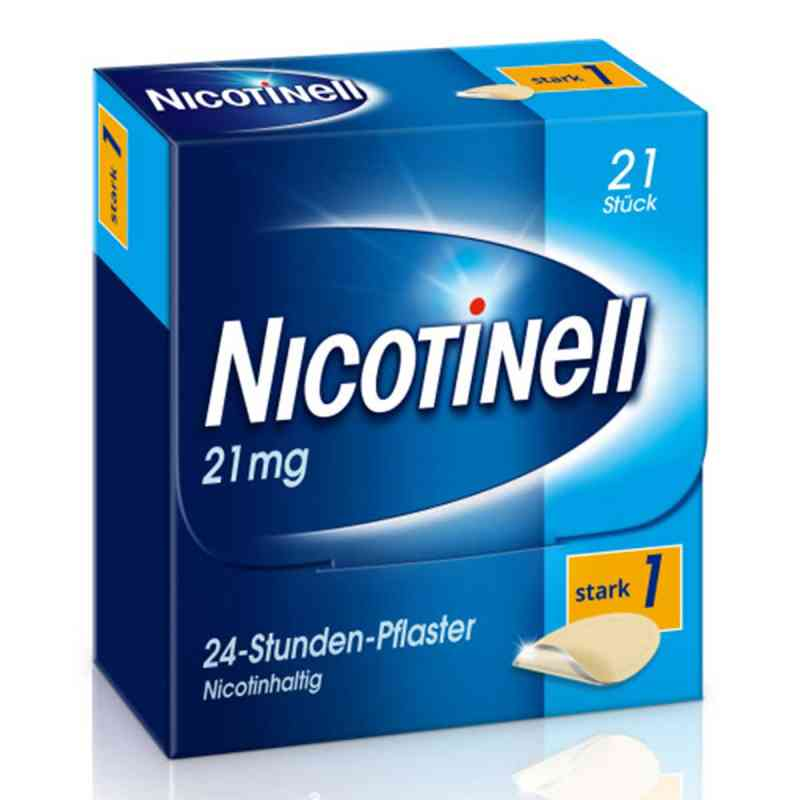Nicotinell 52,5mg/24 Stunden  bei juvalis.de bestellen