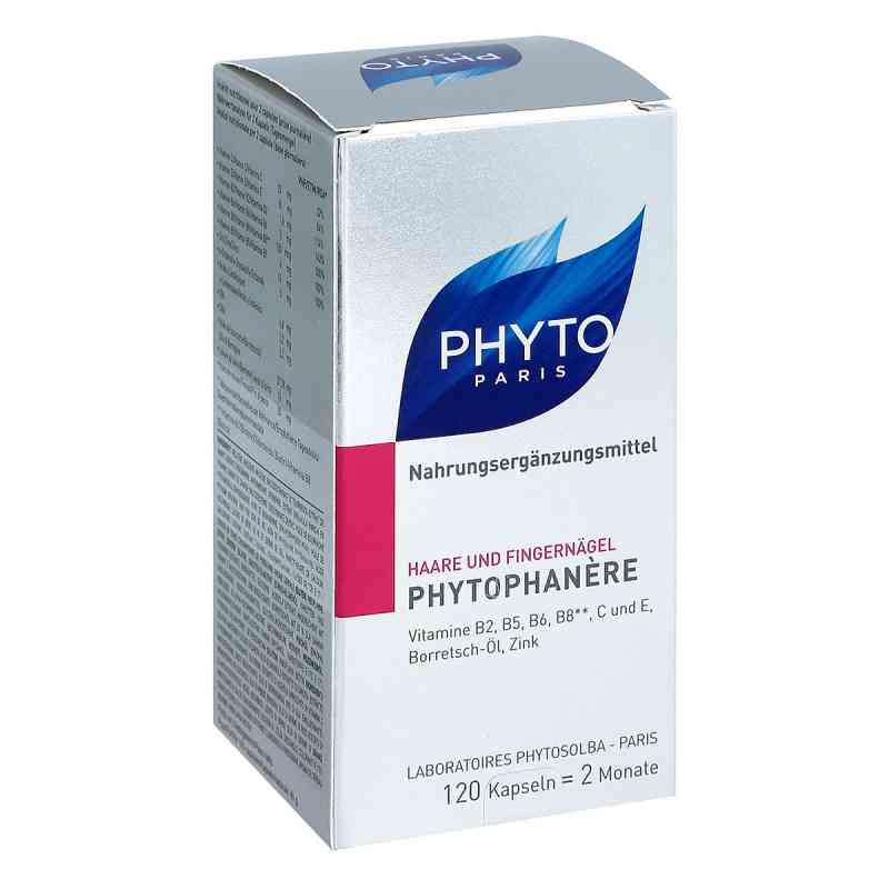 Phytophanere Nahrungsergänzung Haare+nägel Kapseln  bei juvalis.de bestellen