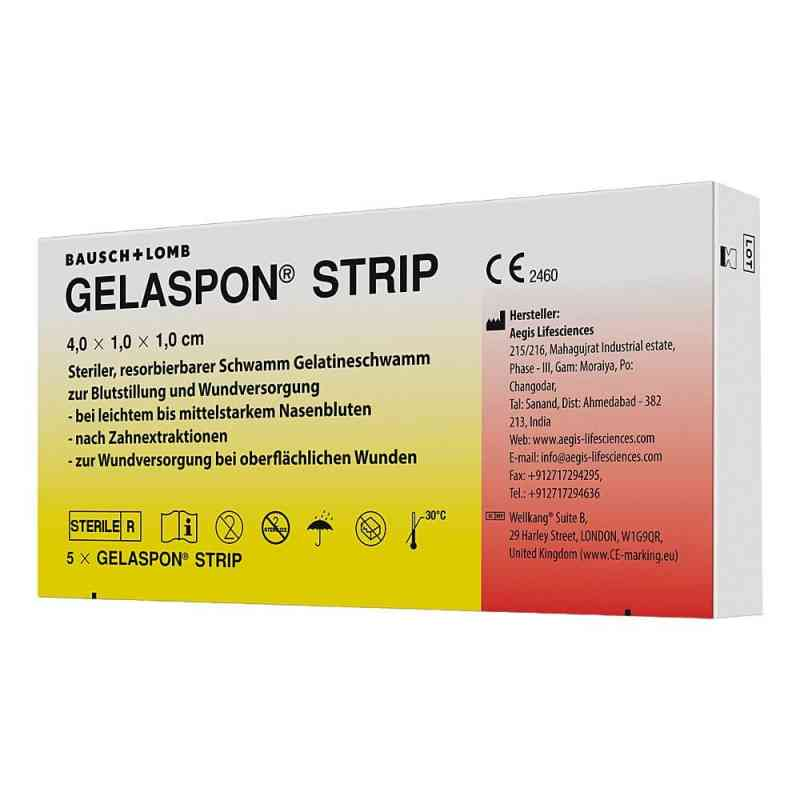 Gelaspon Strip 4x1x1 cm Streifen  bei juvalis.de bestellen