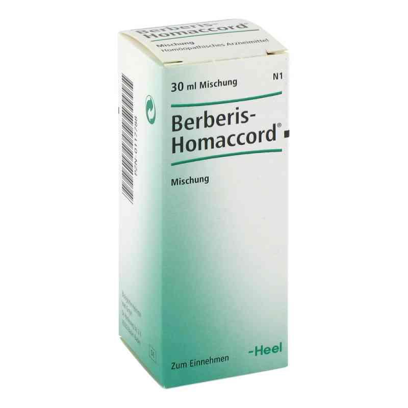 Berberis Homaccord Liquidum  bei juvalis.de bestellen