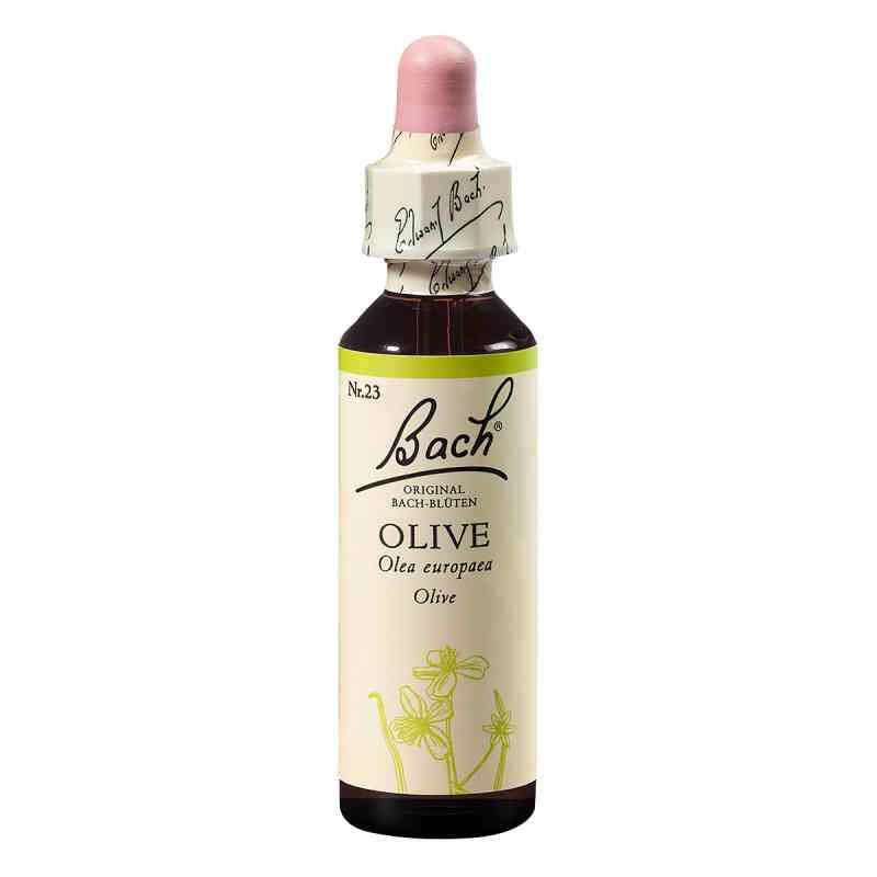 Bachblüten Olive Tropfen  bei juvalis.de bestellen