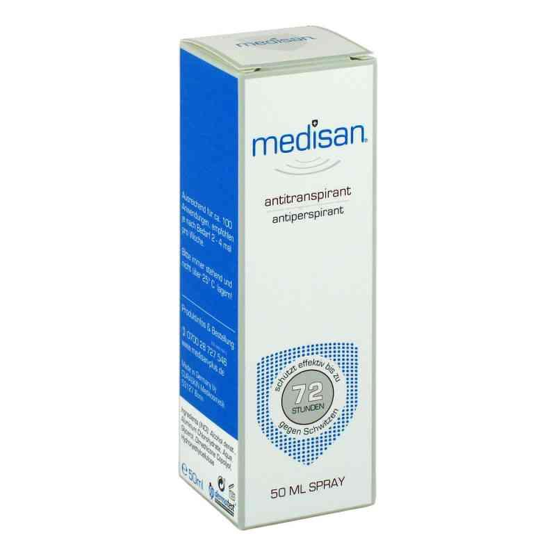 Medisan Plus Antitranspirant Deo Spray  bei juvalis.de bestellen