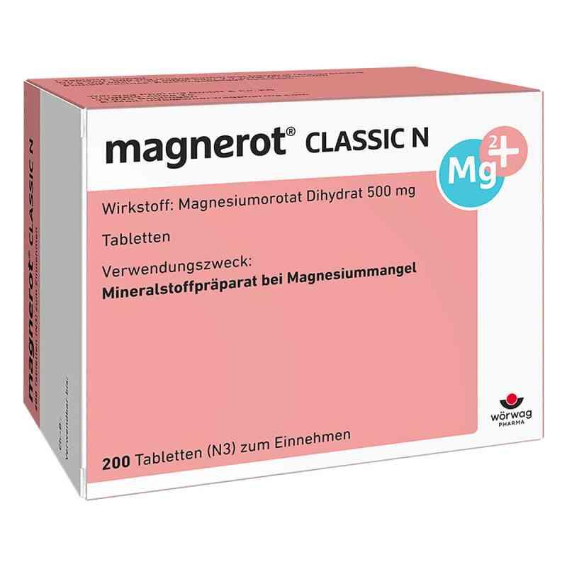 Magnerot Classic N Tabletten  bei juvalis.de bestellen