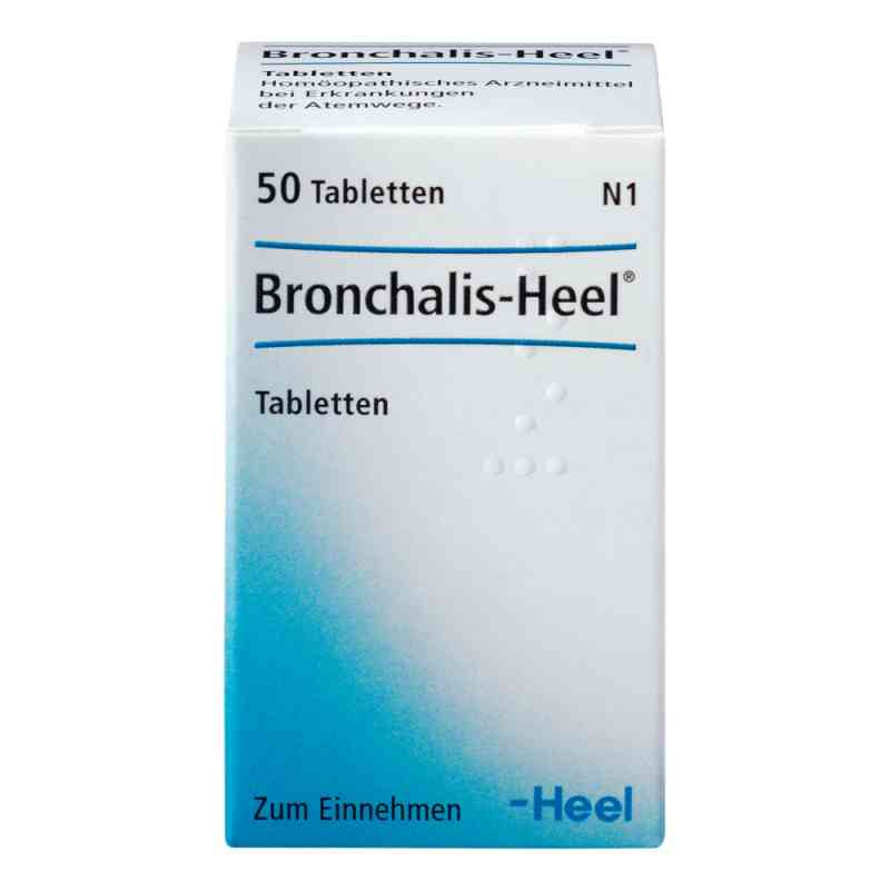 Bronchalis Heel Tabletten  bei juvalis.de bestellen