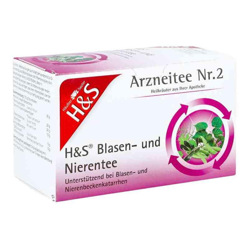 H&S Blasen-und Nierentee  bei juvalis.de bestellen