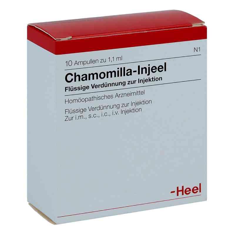 Chamomilla Injeel Ampullen  bei juvalis.de bestellen