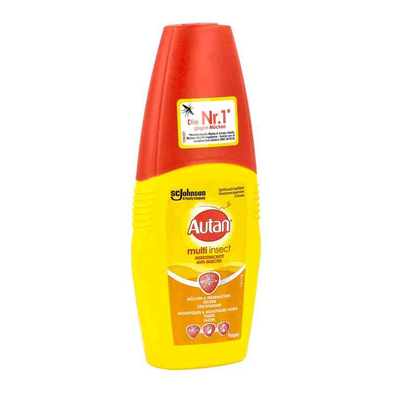 Autan Protection Plus Pumpspray  bei juvalis.de bestellen