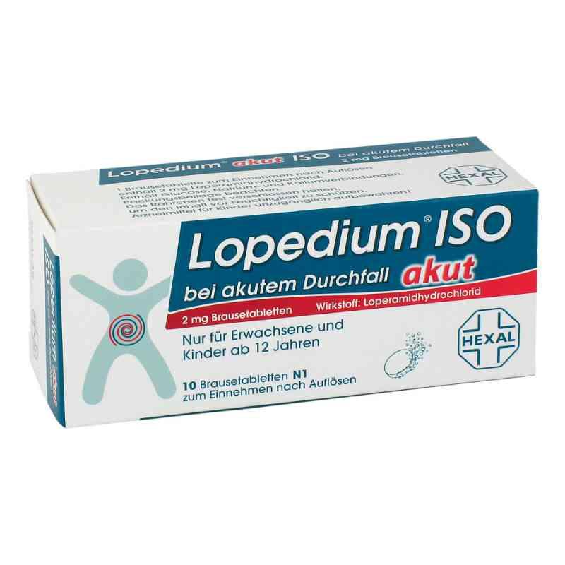 Lopedium akut ISO bei akutem Durchfall  bei juvalis.de bestellen