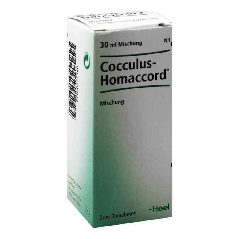 Cocculus Homaccord Tropfen  bei juvalis.de bestellen