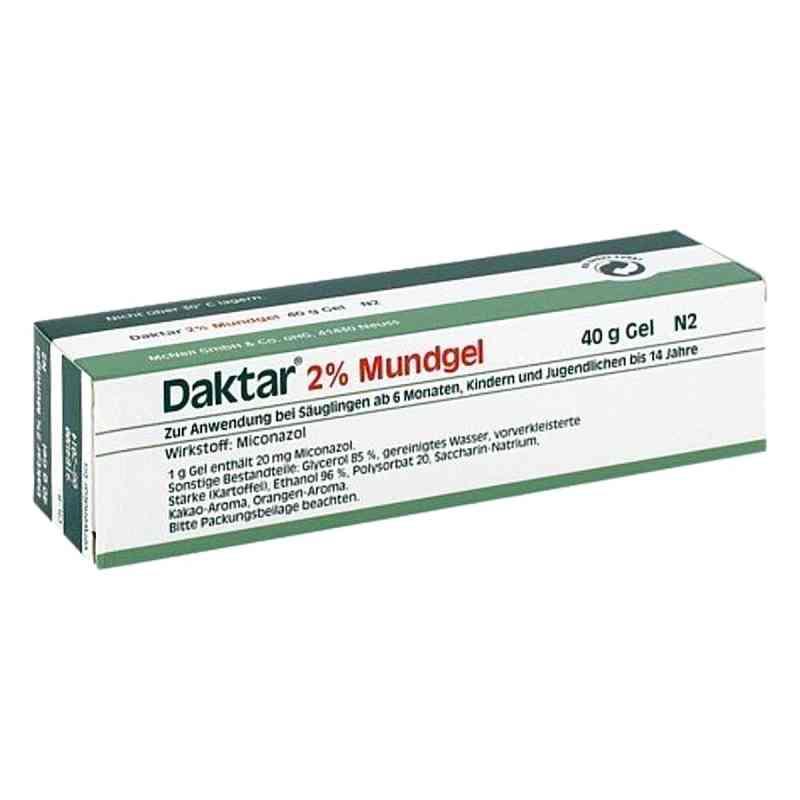 Daktar 2% Mundgel  bei juvalis.de bestellen