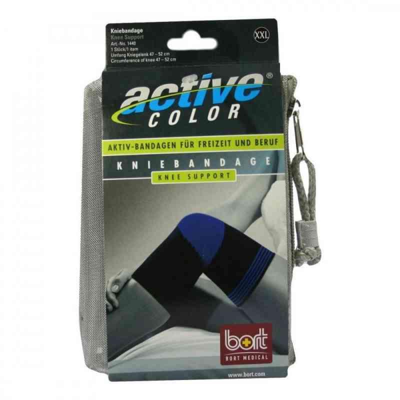 Bort Activecolor Kniebandage xx-large schwarz  bei juvalis.de bestellen