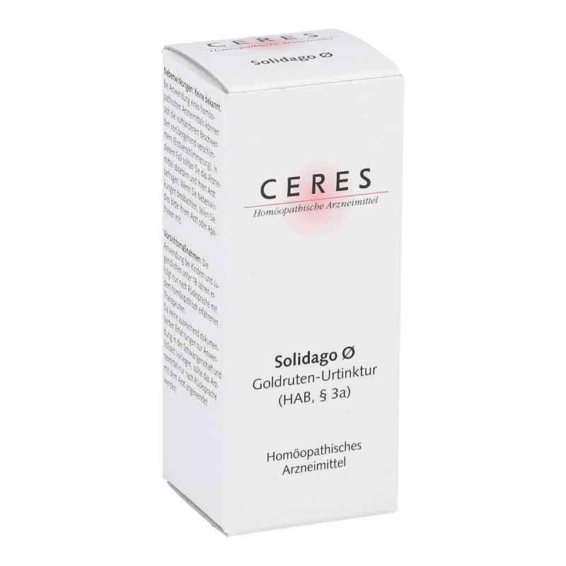 Ceres Solidago virgaurea Urtinktur  bei juvalis.de bestellen
