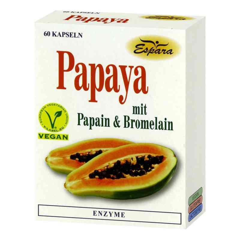 Papaya Kapseln  bei juvalis.de bestellen