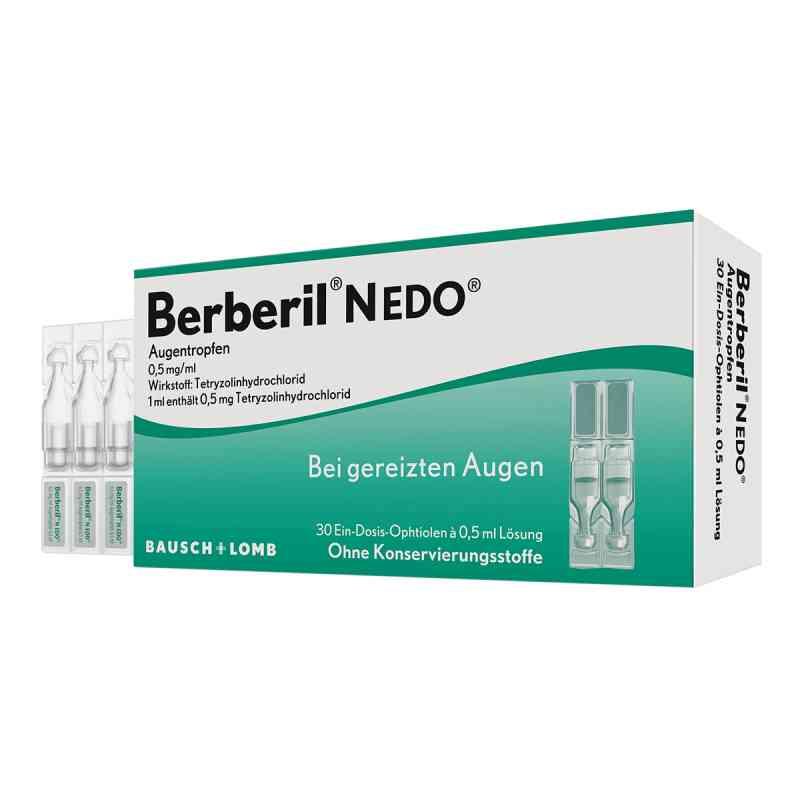 Berberil N EDO Augentropfen  bei juvalis.de bestellen