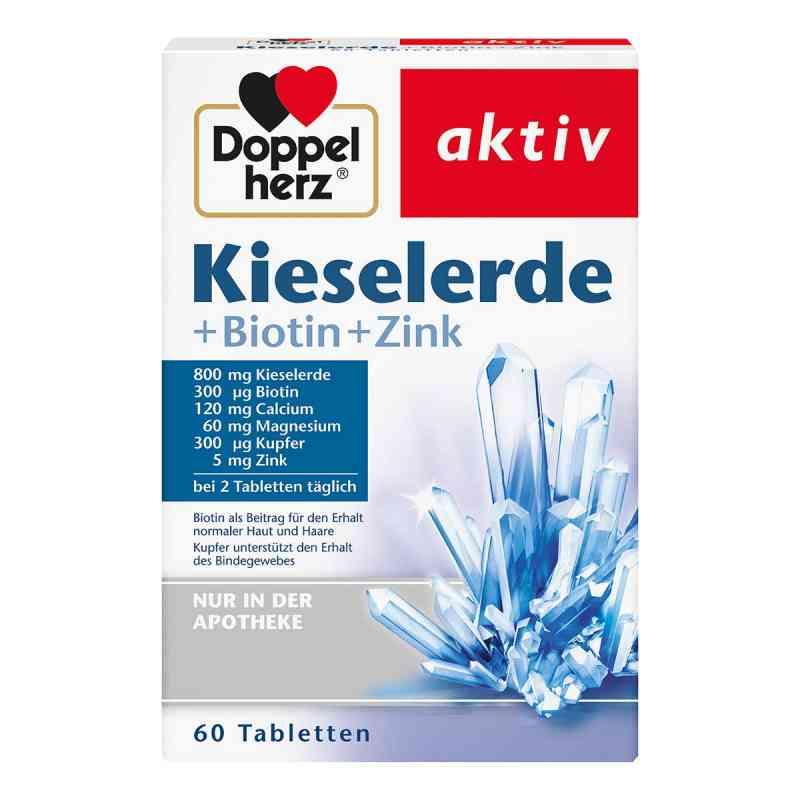 Doppelherz Kieselerde + Biotin Tabletten  bei juvalis.de bestellen