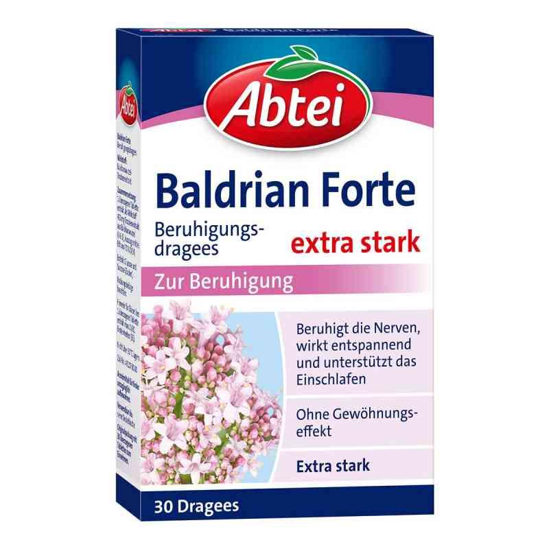 Abtei Baldrian forte Beruhigungsdragees  bei juvalis.de bestellen
