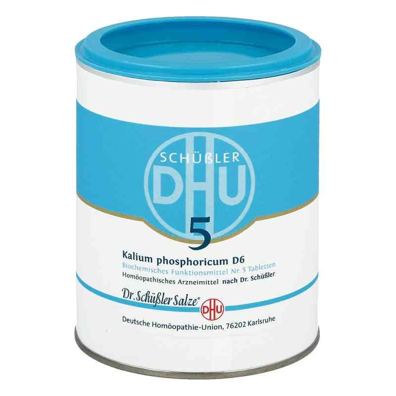 Biochemie Dhu 5 Kalium phosphorus D  6 Tabletten  bei juvalis.de bestellen