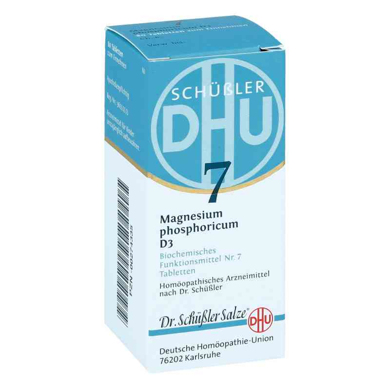 Biochemie Dhu 7 Magnesium phosphoricum D3 Tabletten  bei juvalis.de bestellen