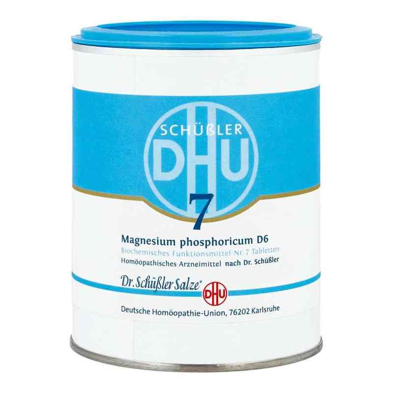 Biochemie Dhu 7 Magnesium phosphoricum D6 Tabletten  bei juvalis.de bestellen