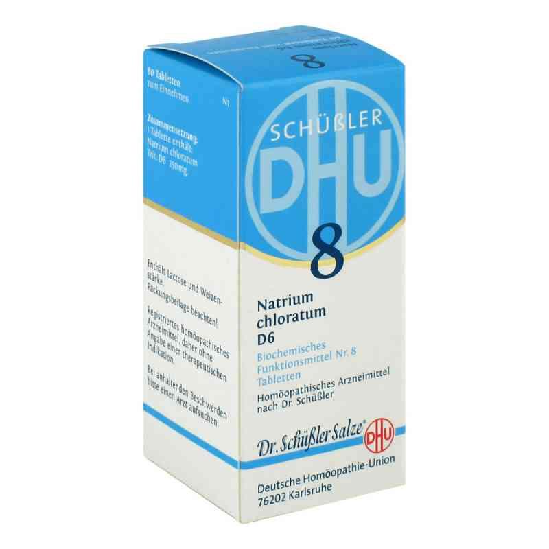 Biochemie Dhu 8 Natrium chlor. D6 Tabletten  bei juvalis.de bestellen